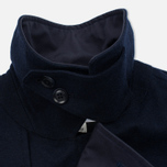 Мужской тренчкот Nanamica GORE-TEX Trench Navy фото- 6