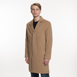 Мужское пальто Norse Projects Sundsval Mohair Camel фото- 6