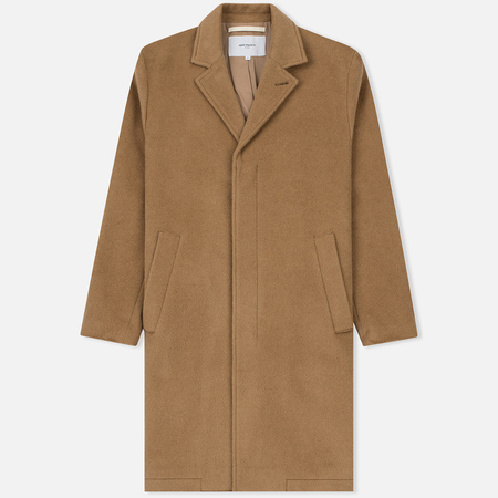 Мужское пальто Norse Projects Sundsval Mohair Camel