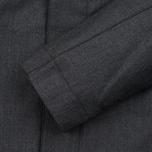 Мужское пальто Norse Projects Thor Padded Bristish Merino Grey Melange фото- 3