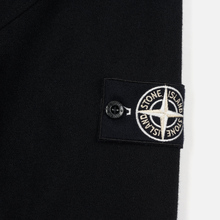 Мужское пальто Stone Island Tank Shield Wool Sytetch Multi Layer Fusion Technology Black фото- 5