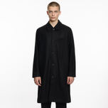 Мужское пальто Universal Works Overcoat Melton Black фото- 6