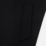 Мужское пальто Universal Works Overcoat Melton Black фото- 3
