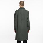 Мужское пальто Universal Works Overcoat Melton Grey фото- 7