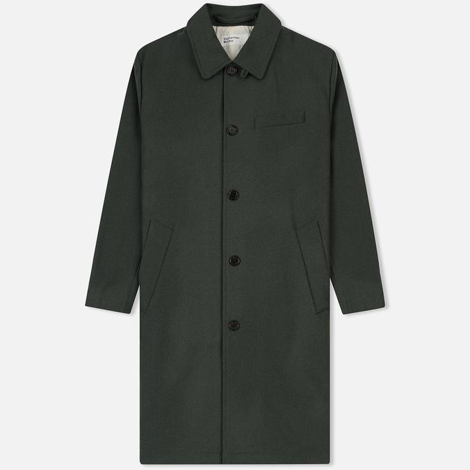 Мужское пальто Universal Works Overcoat Melton Grey