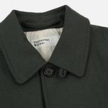 Мужское пальто Universal Works Overcoat Melton Grey фото- 1