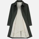 Мужское пальто Universal Works Overcoat Melton Grey фото- 2