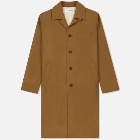 Мужское пальто Universal Works Top Melton Camel