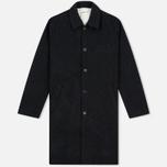 Мужское пальто Universal Works Top Melton Charcoal фото- 0