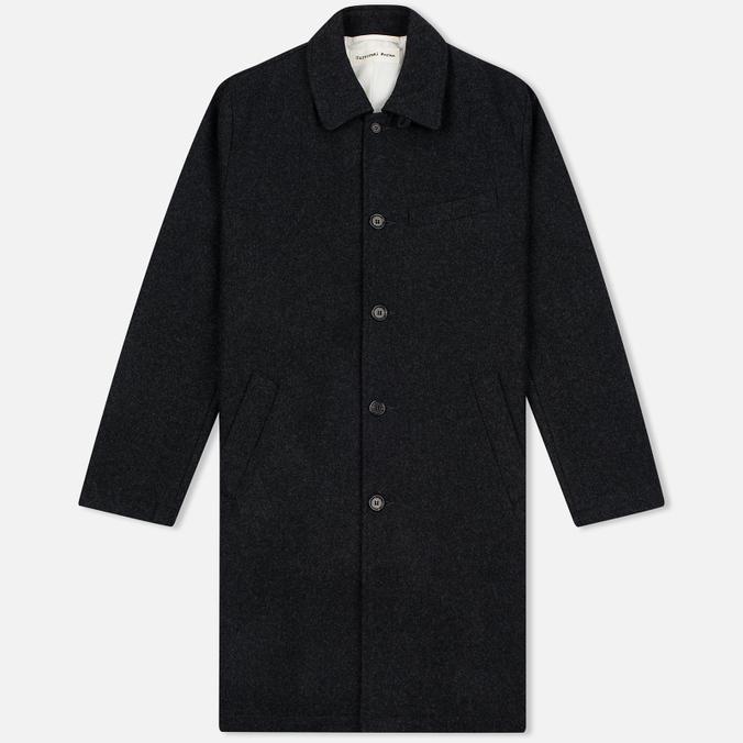 Мужское пальто Universal Works Top Melton Charcoal