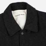 Мужское пальто Universal Works Top Melton Charcoal фото- 2