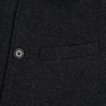 Мужское пальто Universal Works Top Melton Charcoal фото- 3