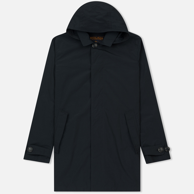 Мужское пальто Woolrich Club Midnight Blue