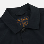 Мужское пальто Woolrich Club Midnight Blue фото- 3