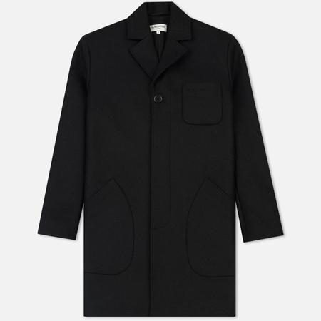 Мужское пальто YMC Factory Floor Black