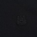 Мужское поло Aquascutum Hilton Cotton Black фото- 2