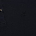 Мужское поло Aquascutum Lee Block Colours Pique SS Navy фото- 3