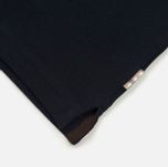 Мужское поло Aquascutum Lee Block Colours Pique SS Navy фото- 4