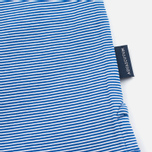Мужское поло Aquascutum Silsden Fine Stripe Blue фото- 2