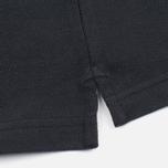 Мужское поло Aquascutum Timbs Contrast Collar & Cuff Logo Charcoal фото- 3