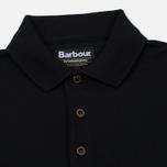 Мужское поло Barbour International Lydden Black фото- 1