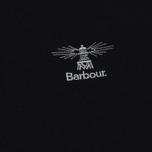 Мужское поло Barbour Joshua Black фото- 2