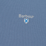 Мужское поло Barbour Sports Admiral Blue фото- 2