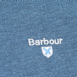 Мужское поло Barbour Sports Mix Navy фото- 3