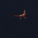 Мужское поло Barbour Warkworth Navy фото- 2