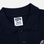 Мужское поло Billionaire Boys Club Cut & Sew Blue фото- 1