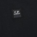 Мужское поло C.P. Company M/C Regular Fit Black фото- 2