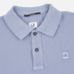 C.P. Company M/C Regular Fit Men's Polo Violet Blue photo- 1