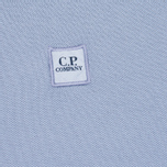 C.P. Company M/C Regular Fit Men's Polo Violet Blue photo- 2