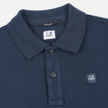 C.P. Company M/C Regular Fit Men's Polo Navy photo- 1