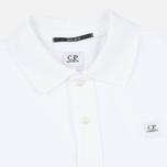 C.P. Company M/C Regular Fit Men's Polo White photo- 1