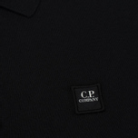 Мужское поло C.P. Company Regular Fit Garment Dyed SS Caviar фото- 2