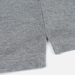Мужское поло Carhartt WIP SS Slim Fit Grey Heather/Blue фото- 3