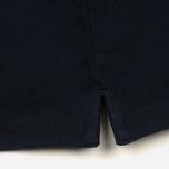 Мужское поло Champion Reverse Weave Logo Left Sleeve Navy фото- 4