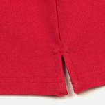 Мужское поло Champion Reverse Weave Logo Left Sleeve Red фото- 4