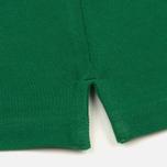 Мужское поло Champion Reverse Weave Logo Left Sleeve Verdent Green фото- 4