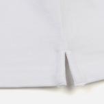 Мужское поло Champion Reverse Weave Logo Left Sleeve White фото- 4