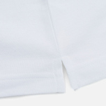 Edwin Classic Cotton Men's Polo White photo- 2