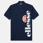 Мужское поло Ellesse Covini Dress Blues фото- 0