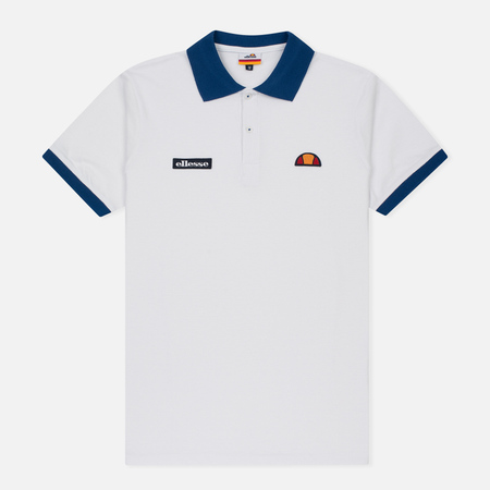 Мужское поло Ellesse Lessepsia 17 Optic White