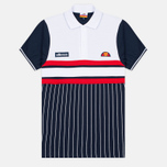 Мужское поло Ellesse Lorenzi Dress Blues/Optic White фото- 0