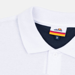 Мужское поло Ellesse Lorenzi Dress Blues/Optic White фото- 1