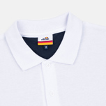 Мужское поло Ellesse Lorenzi Dress Blues/Optic White фото- 2