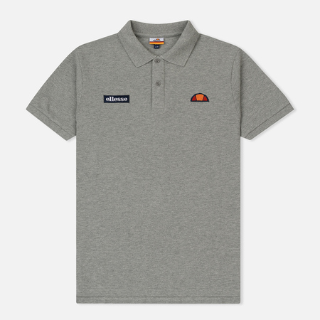 Мужское поло Ellesse Montura Athletic Grey Marl