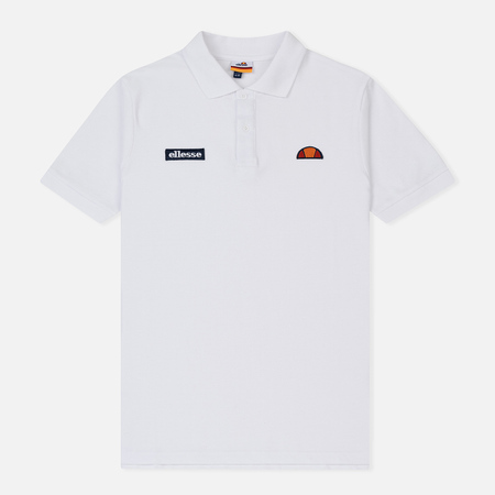 Мужское поло Ellesse Montura Optic White