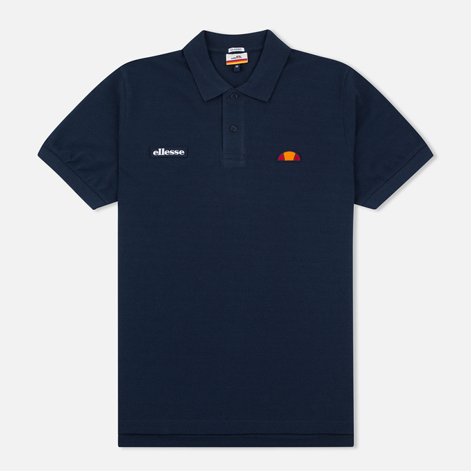 Мужское поло Ellesse Perugia 59 Dress Blue